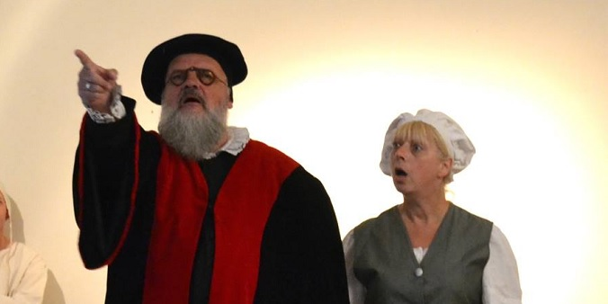 Dr. Faust und Martsch